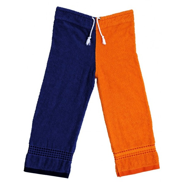 Orange Sweat Towels: Towel Pants